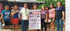 DAVAO CITY AFRICAN SWINE FEVER TASK FORCE ACTIVITIES